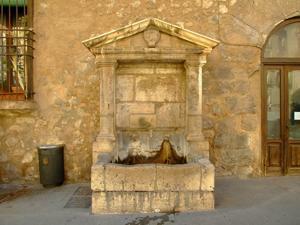 Teruel, Fuente del Deán