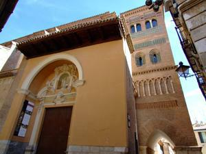 Teruel, Iglesia y Torre de San Pedro