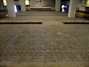 Teruel, Museo Provincial, Mosaico romano