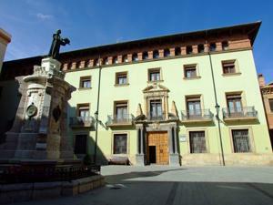 Teruel, Palacio Episcopal (Museo Sacro)
