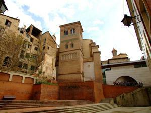 Teruel, Plaza de los Amantes