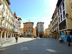 Teruel, Plaza del Torico