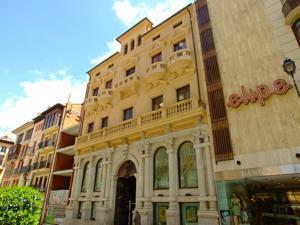 Teruel, Casino mercantil