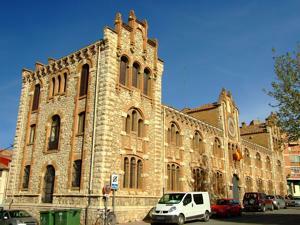 Teruel, Archivo Histórico Provincial (Escuelas Arrabal)