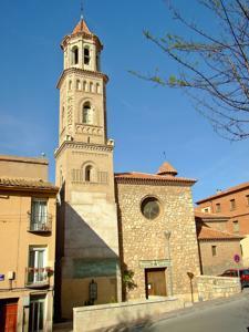Teruel, Iglesia y torre de la Merced