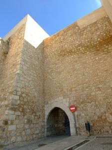 Teruel, Portal de San Miguel o de la Traición
