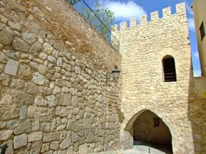 Teruel, Puerta de Daroca