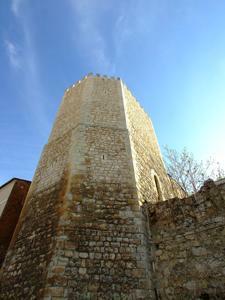Teruel, Torreón de la Lombardera