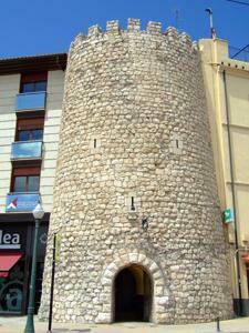 Teruel, Torreón de San Esteban