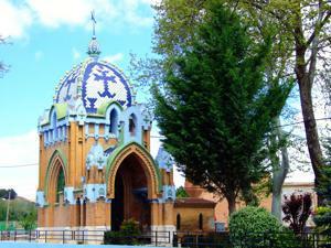 Teruel, Ermita de la Virgen del Carmen