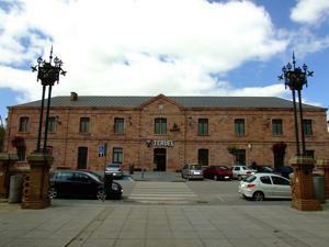 Teruel, Estación de Ferrocarril
