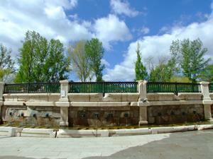 Teruel, Fuente de los chorros