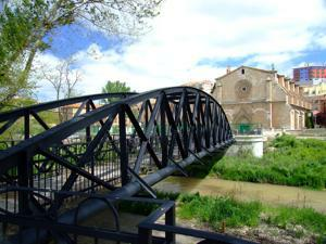 Teruel, Nuevo Puente de Hierro