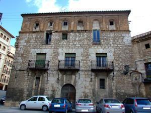 Teruel, Palacio de los Condes de Picassent