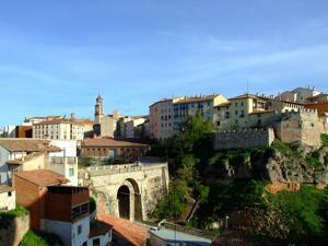 Teruel, Puente de La Reina