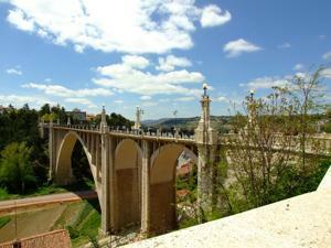 Teruel, Viaducto