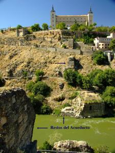 Toledo, Acueducto romano