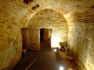 Toledo, Baño islámico del Cenizal