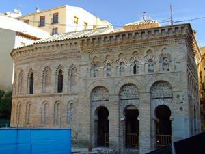 Toledo, Mezquita del Cristo de la Luz