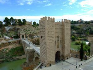 Toledo, Puente de Alcántara