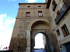 Toledo, Puerta de Alarcones