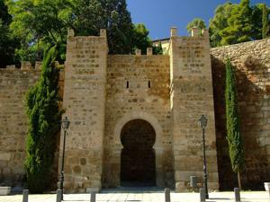 Toledo, Puerta de Alcántara