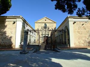 Toledo, Ermita del Cristo de la Vega