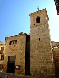 Toledo, Iglesia de El Salvador