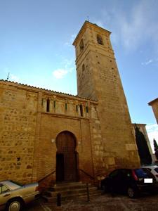 Toledo, Iglesia de San Andrés
