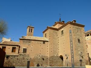 Toledo, Iglesia de San Miguel el Alto