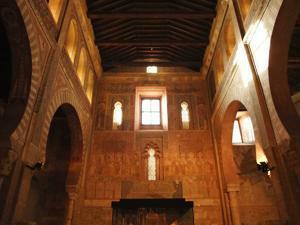 Toledo, Interior de Iglesia de San Román