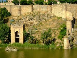 Toledo, Torreón del Baño de la Cava