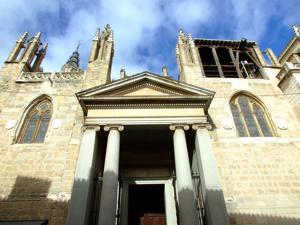 Toledo, Catedral de Santa María, Puerta llana