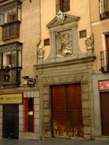 Toledo, Convento de la Santa Fe