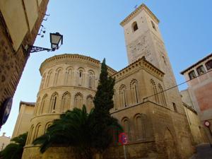 Toledo, Iglesia y torre de San Bartolomé