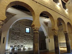 Toledo, Iglesia de San Sebastián, interior