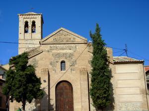 Toledo, Iglesia de San Sebastián