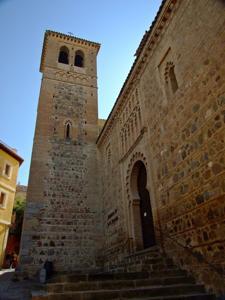 Toledo, Iglesia de Santa Leocadia