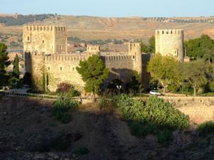 Toledo, Castillo de San Servando