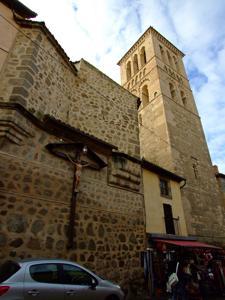 Toledo, Iglesia de Santo Tomé