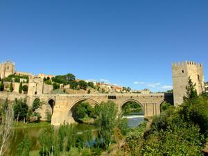 Toledo, Puente de San Martín