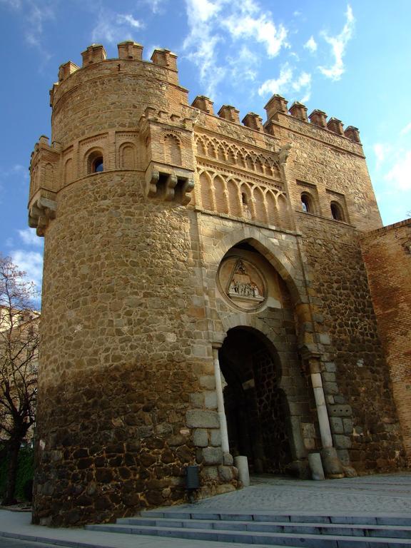 Toledo iv siglo xiv el comienzo de la dinast a trast mara Obras puerta del sol