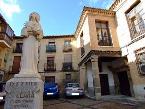 Toledo, Convento de Santa Clara la Real