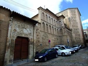 Toledo, Convento de Santa Isabel de los Reyes