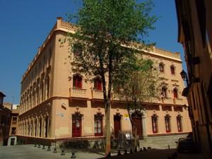 Toledo, Antiguo Hotel Castilla