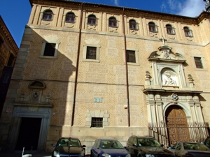 Toledo, Colegio de Doncellas