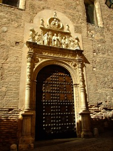 Toledo, Convento de San Clemente