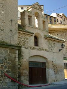 Toledo, Ermita de los Desamparados