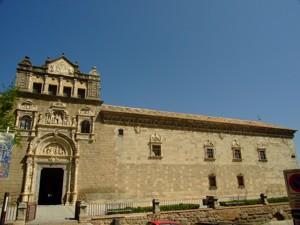 Toledo, Hospital de Santa Cruz