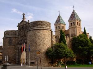 Toledo, Puerta de Bisagra